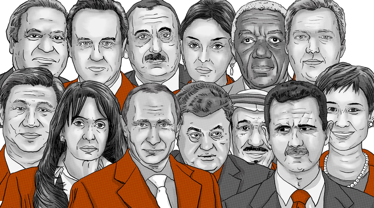 Panama Papers Politicians