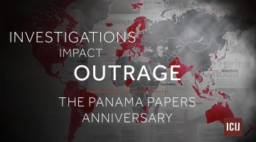 Panama Papers anniversary video