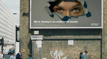 A campaign run by British tax authorities in 2012 warned against undeclared income
