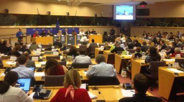 Europe's PANA Committee held its first public hearing in Brussels