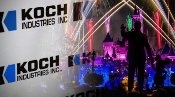 Koch Industries and The Walt Disney Company both use Luxembourg tax arrangements