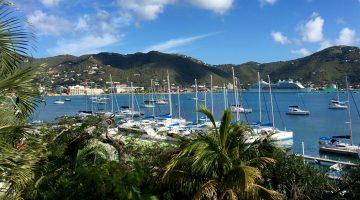 British Virgin Islands' capital city, Road Town