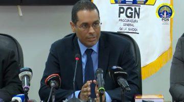 Panamanian prosecutor Romulo Bethancourt