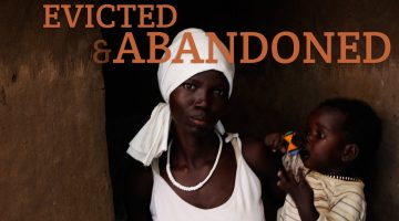 Evicted and Abandoned World Bank investigation