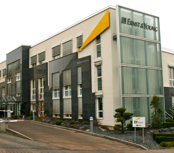 Ernst & Young's Luxembourg office
