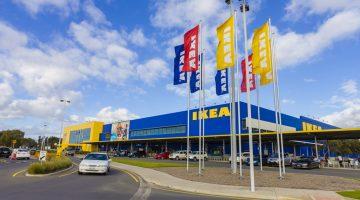 An Ikea store in Australia