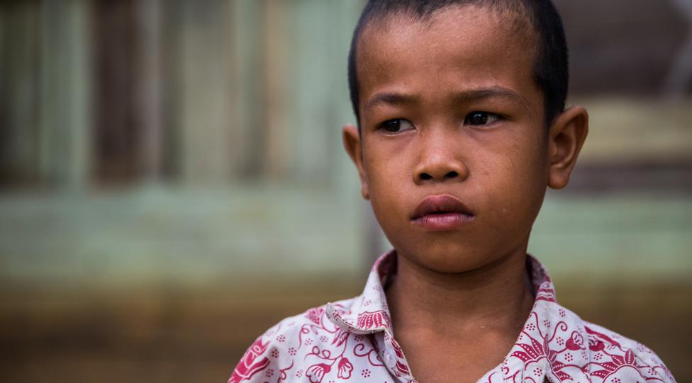 Revan Pragustiawan, aged 9