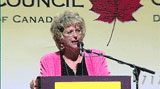 National President Judy Darcy