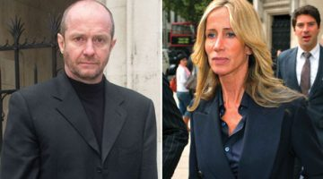 Scot Young, left, is accused by his ex-wife, Michelle, right, of hiding his $610m fortune offshore during their bitter seven-year divorce battle