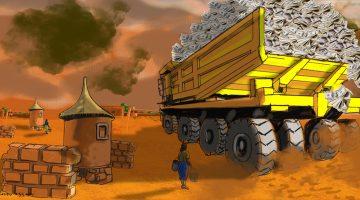 Glencore mining