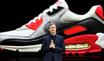 Mark Parker is CEO and president of Nike