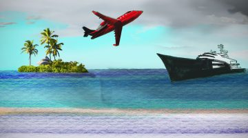 Jets and yachts in Paradise Papers