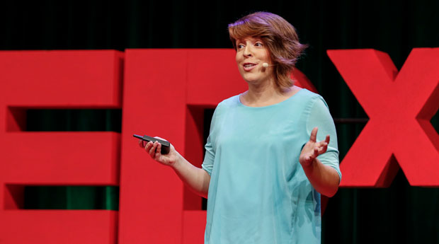 Mar Cabra at TEDx San Francsico