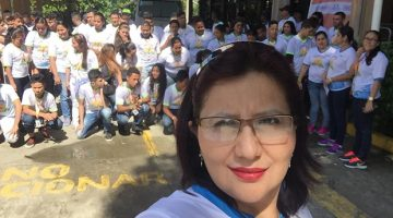 inside story: Lourdes Ramirez and more volunteers