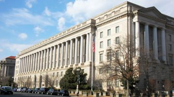IRS building, Washington DC
