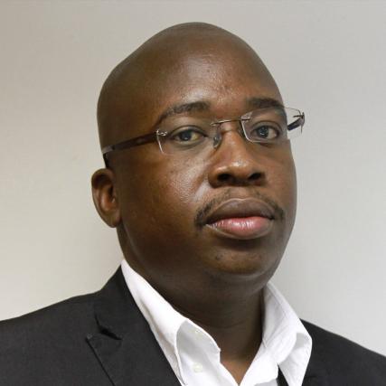 ICIJ member Alvin Ntibinyane