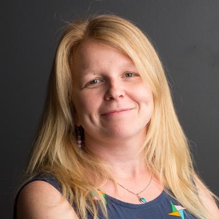 ICIJ's community engagement editor Amy Wilson-Chapman