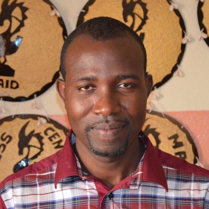ICIJ member David Dembele