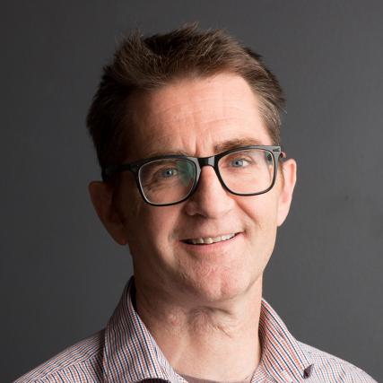 ICIJ editor Fergus Shiel