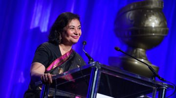 The Hollywood Foreign Press Association president Meher Tatna