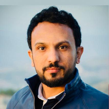 ICIJ member Mohammed AlKawmani