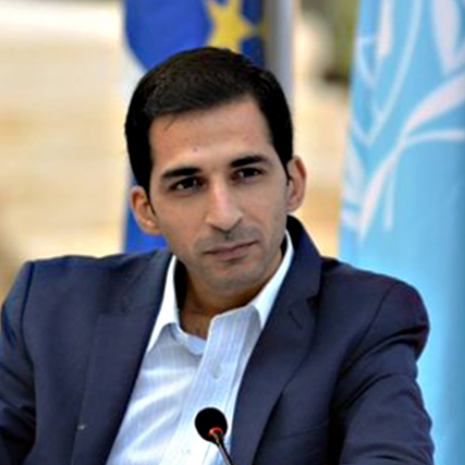 ICIJ member Musab AL-Shawabkeh
