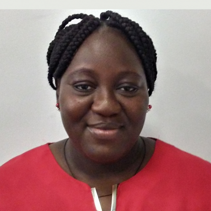 ICIJ member Elza Sandrine Sawadogo