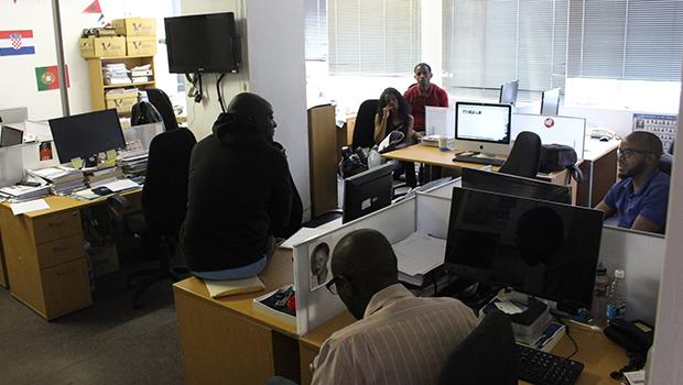 ICIJ's partner office - The Namibian