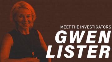 ICIJ member Gwen Lister
