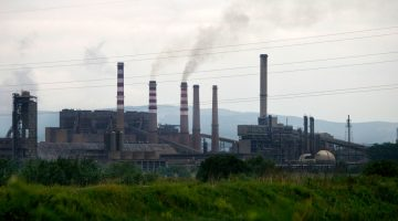 Kosovo A power plant