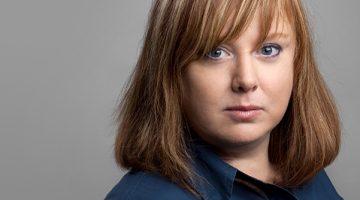 Helena Bengtsson from SVT