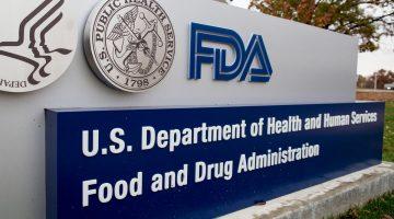 US FDA building