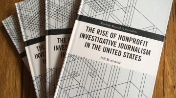 The rise of nonprofit investigative journalism in the United States.