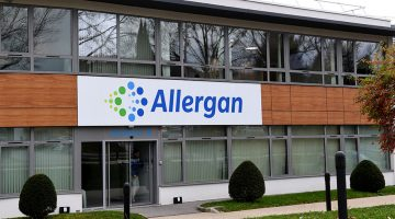 Allergan Headquarters in France