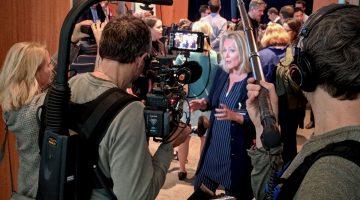 Washington DC meeting of journalists