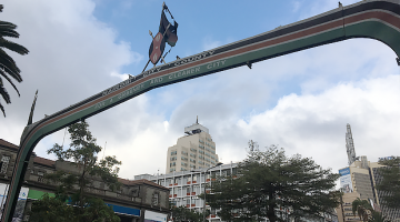 Tax treaties with Nairobi