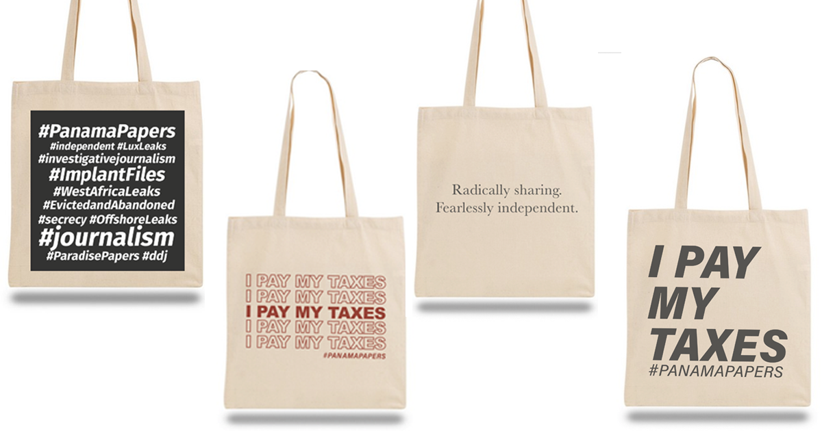 What should we put on our ICIJ insiders bag?