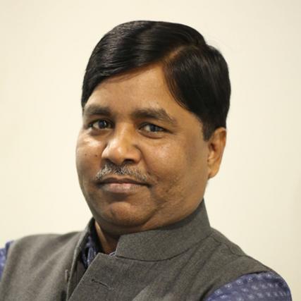 ICIJ member Shyamlal Yadav