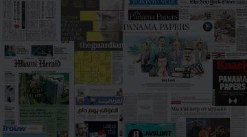 Panama Papers headlines