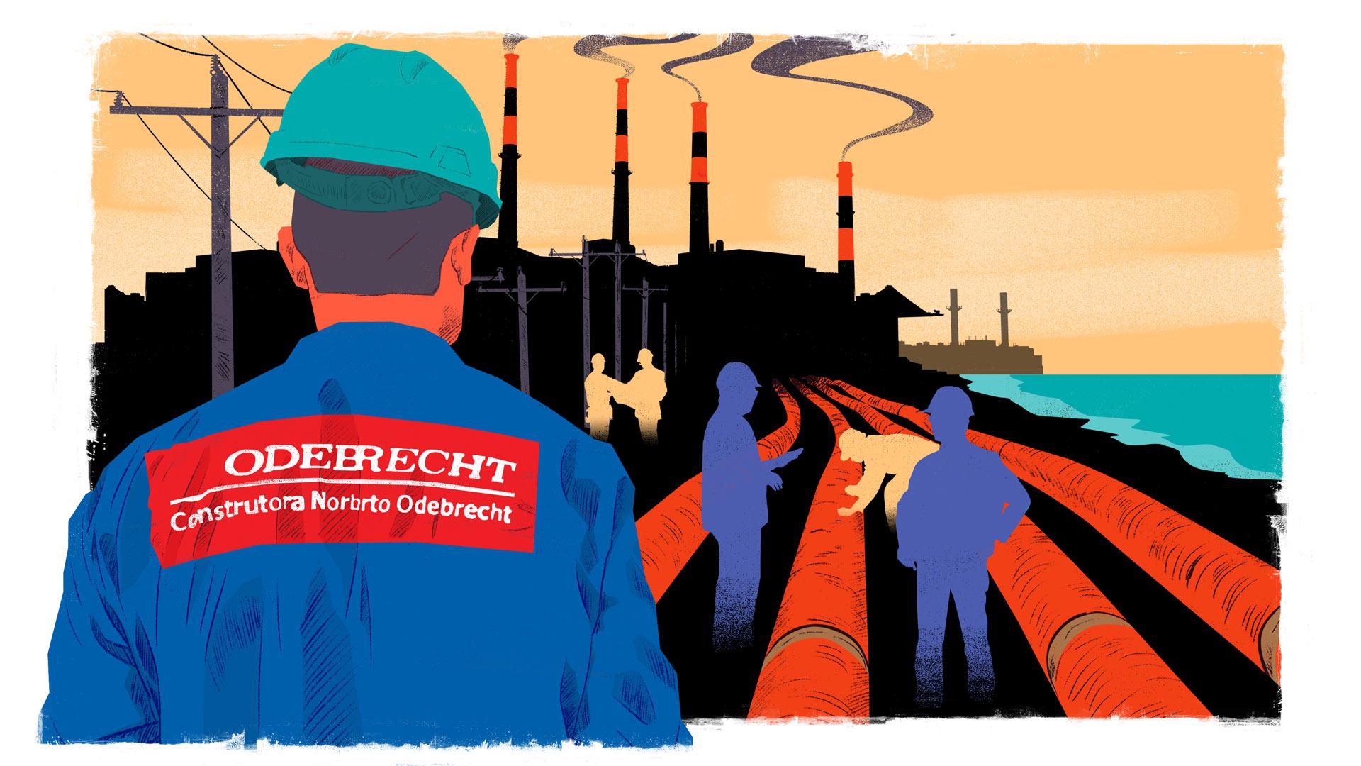 Odebrecht Construction Bribery Division