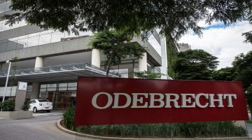 Odebrecht headquarters Brazil