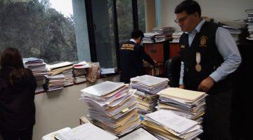 Odebrecht Peru police raids