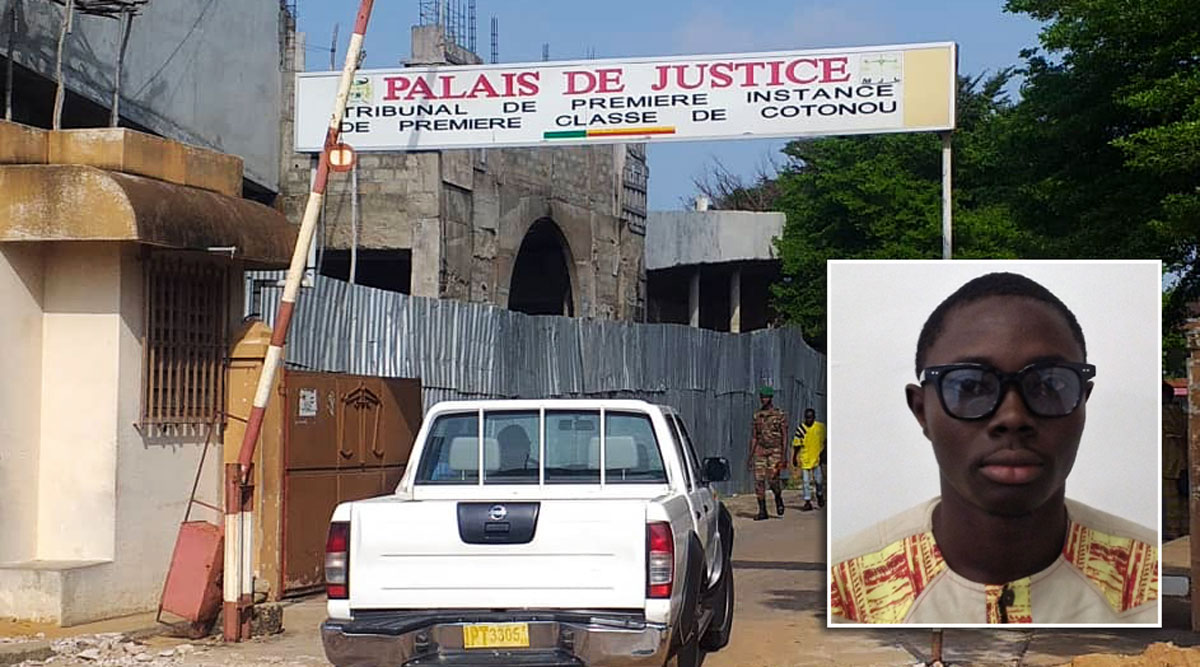 Jailing of Benin investigative journalist broke international law, UN body finds - ICIJ