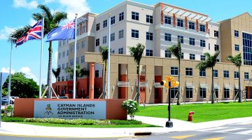 Cayman Islands Government building