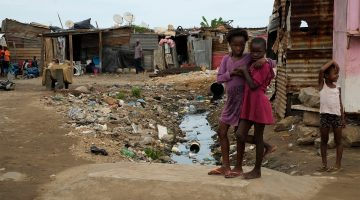 Angolans at Areia Branca