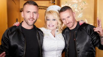 Dolly Parton and Galantis