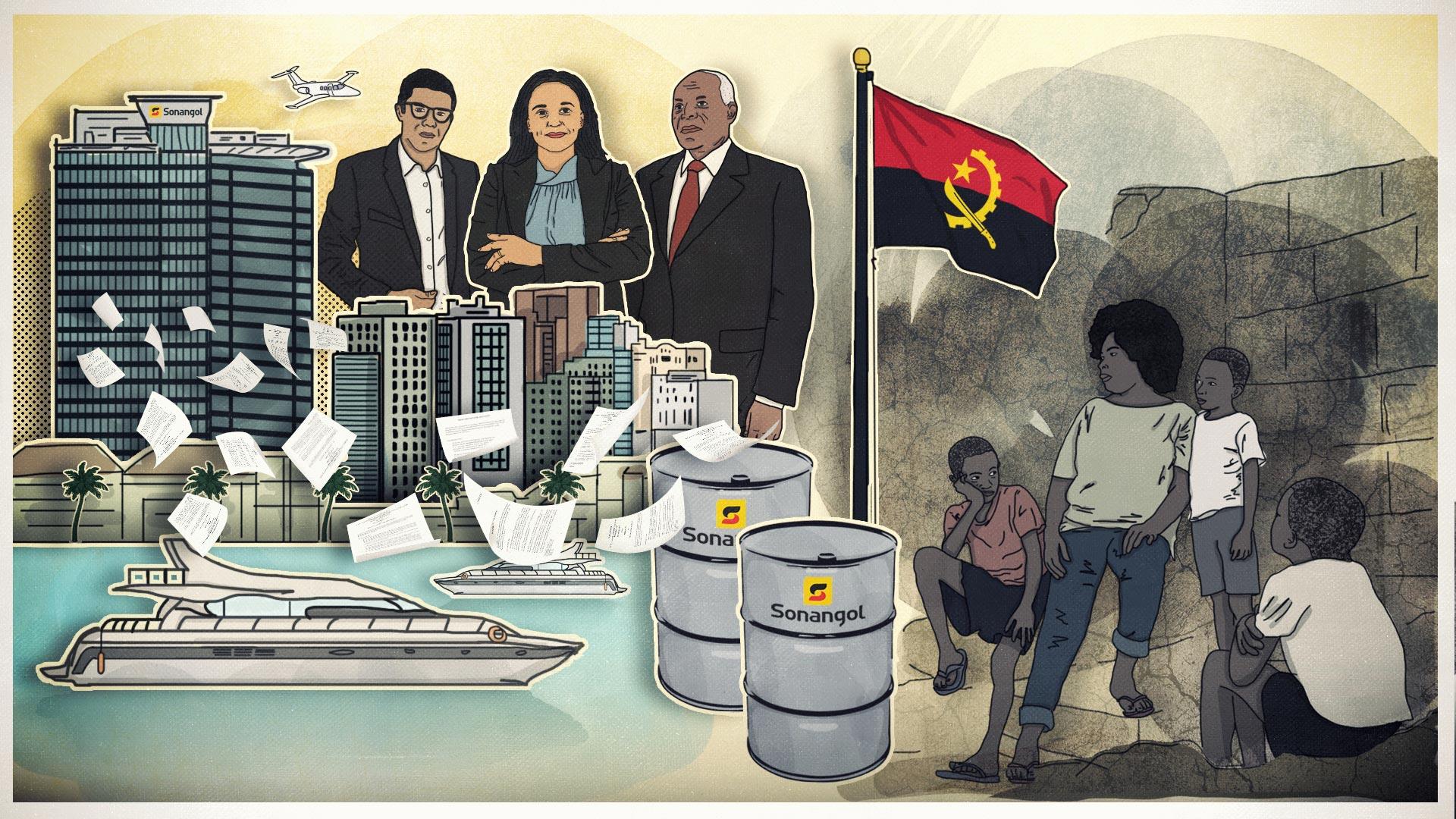 Luanda Leaks - investigation by ICIJ