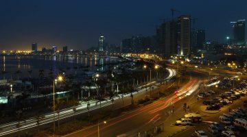 Angola's capital city, Luanda