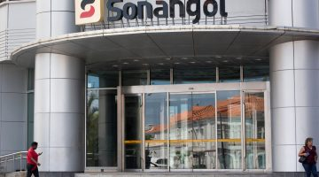 Sonangol office luanda