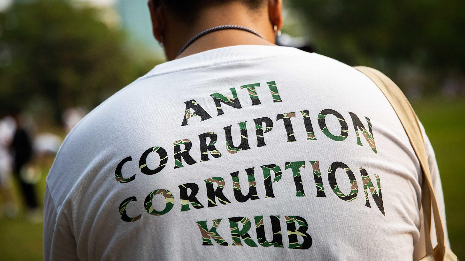 corruzione e mazzette